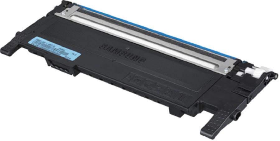 Картридж SAMSUNG CLT-C407S голубой [st998a]