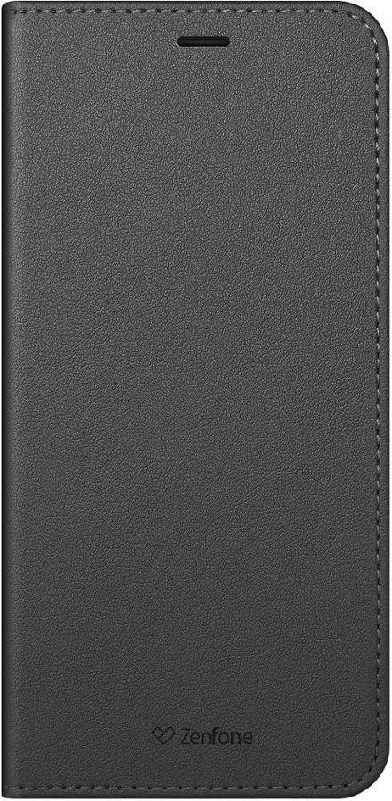 Чехол (флип-кейс) ASUS Flip Cover, для Asus ZenFone Max Plus M1 ZB570TL, черный [90ac02w0-bcv001]