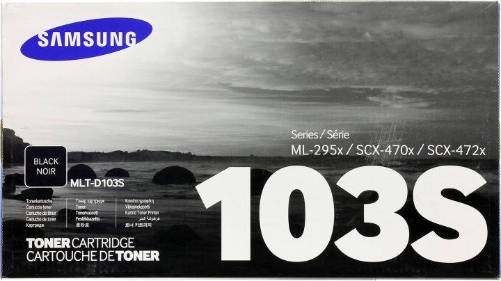 Картридж SAMSUNG MLT-D103S, черный [su730a]