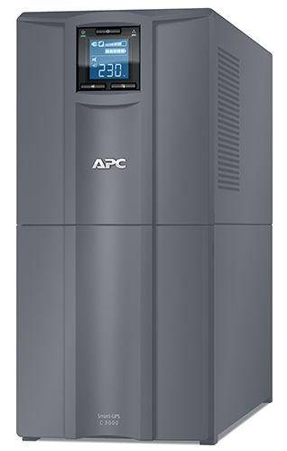 ИБП APC Smart-UPS C SMC3000I-RS,  3000ВA
