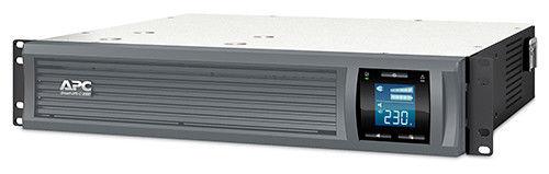 Источник бесперебойного питания APC Smart-UPS C SMC2000I-2URS,  2000ВA