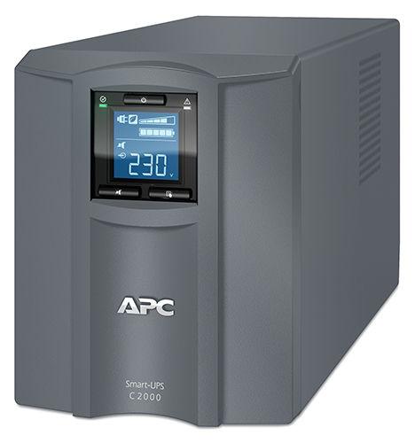 ИБП APC Smart-UPS C SMC2000I-RS,  2000ВA