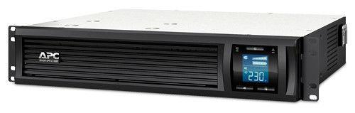 Источник бесперебойного питания APC Smart-UPS C SMC1000I-2URS,  1000ВA