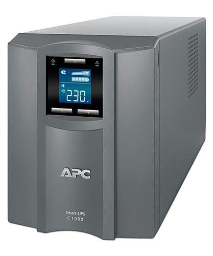 Источник бесперебойного питания APC Smart-UPS C SMC1000I-RS,  1000ВA