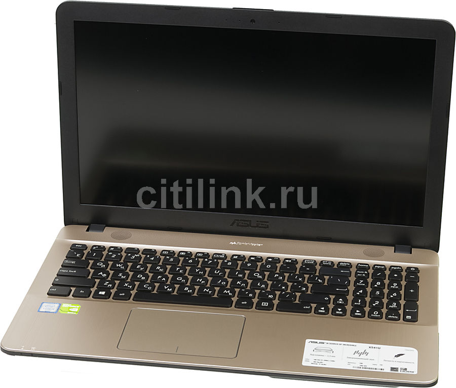 Ноутбук ASUS VivoBook X541UV-DM1470D, 15.6, Intel Core i3 6006U 2.0ГГц, 8Гб, 1000Гб, nVidia GeForce 920MX - 2048 Мб, DVD-RW, Free DOS, 90NB0CG1-M21710, черный ноутбук hasee 14 intel i3 3110m dvd rw nvidia geforce gt 635m intel gma hd 4000 2 g k460n
