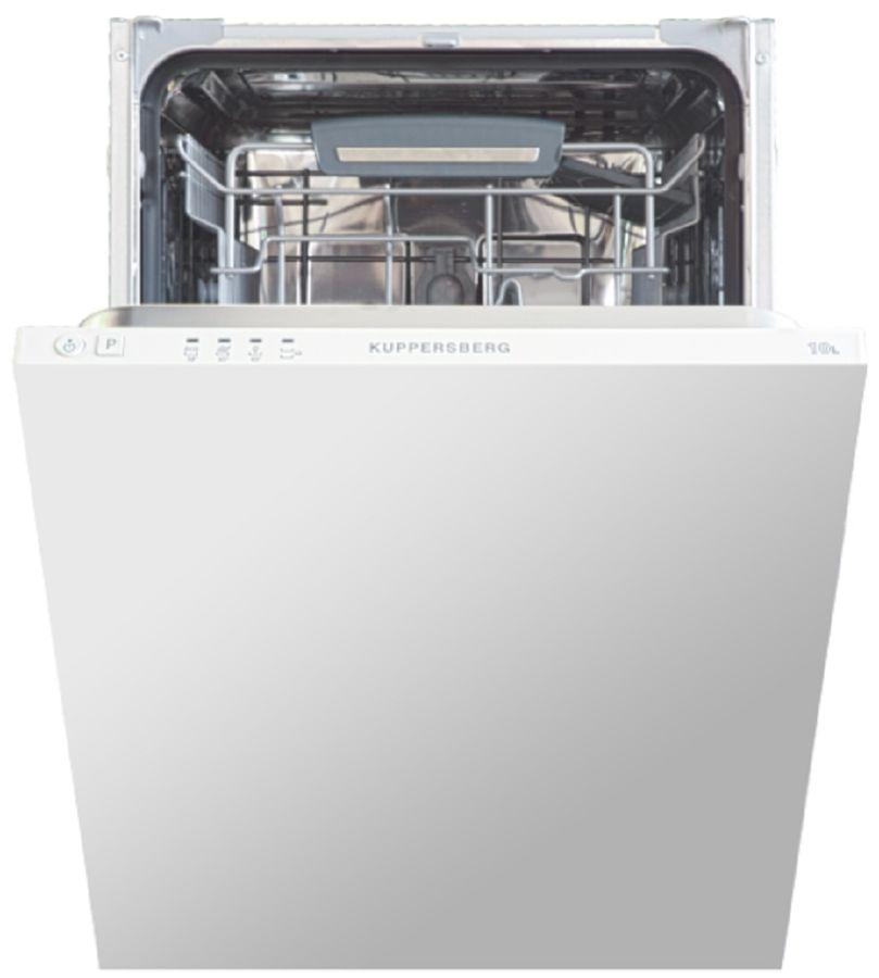 Посудомоечная машина узкая KUPPERSBERG GS 4505,  серебристый