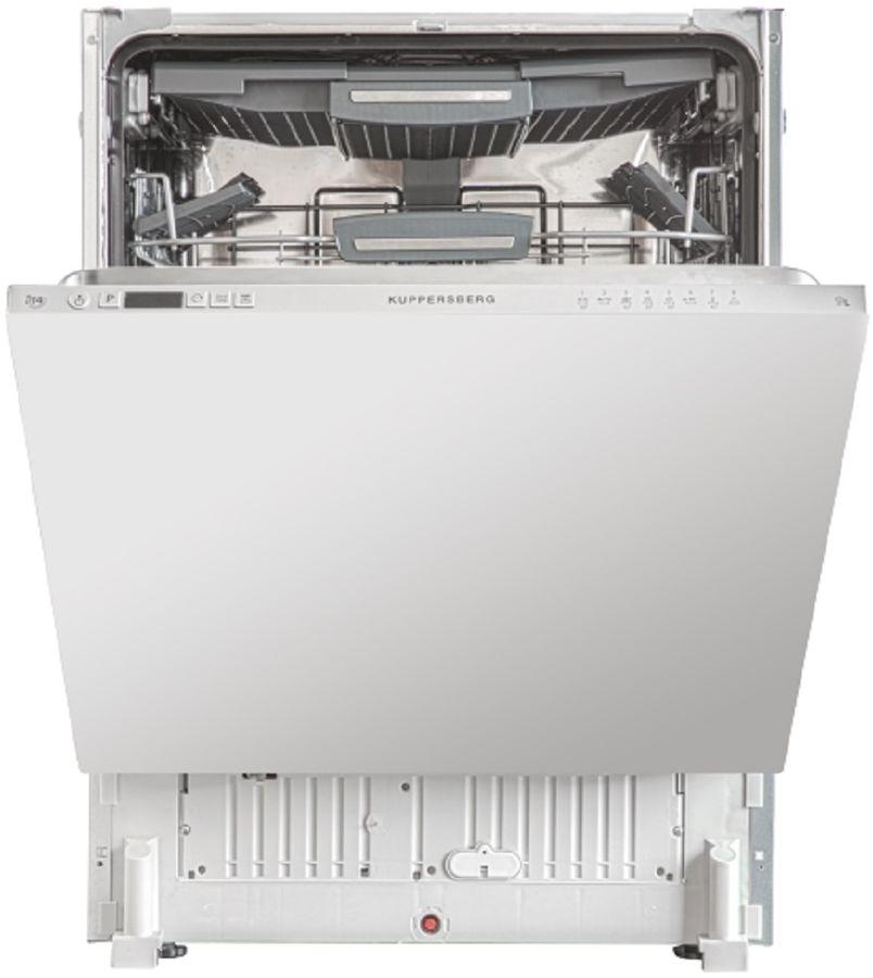Посудомоечная машина полноразмерная KUPPERSBERG GL 6033,  серебристый