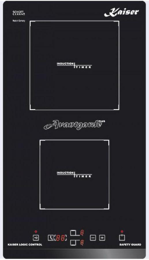 Индукционная варочная панель KAISER KCT 3426 FI Avant,  индукционная,  независимая,  черный