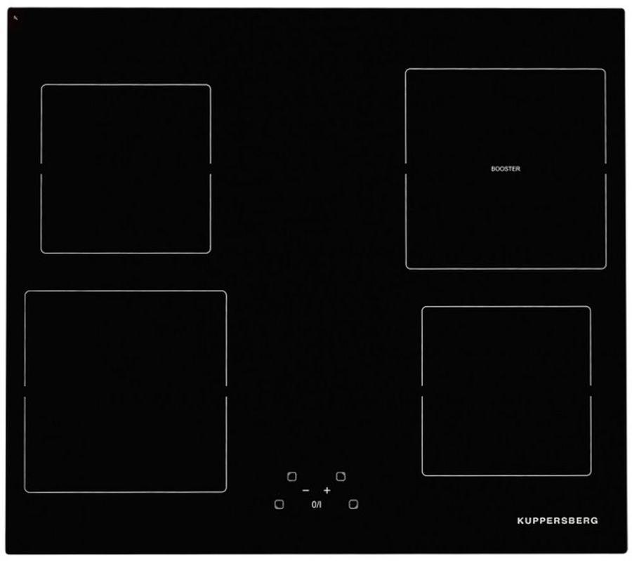 Индукционная варочная панель KUPPERSBERG FA6IF01,  индукционная,  независимая,  черный