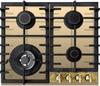 Варочная панель KAISER KCG 6335 ElfEm Turbo,  независимая,  слоновая кость вид 1