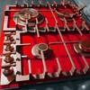 Варочная панель KAISER KCG 6335 RotEm Turbo,  независимая,  красный вид 3