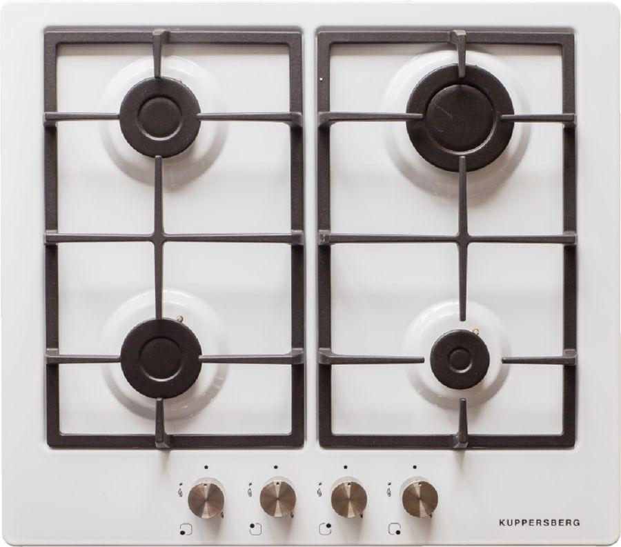 Варочная панель KUPPERSBERG TS62 W,  независимая,  белый