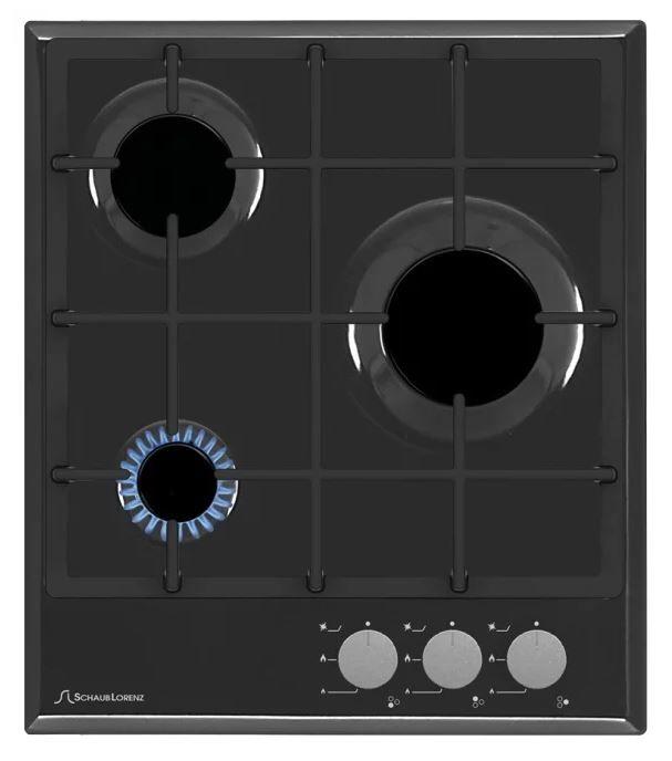 Варочная панель SCHAUB LORENZ SLK GY4520,  независимая,  черный
