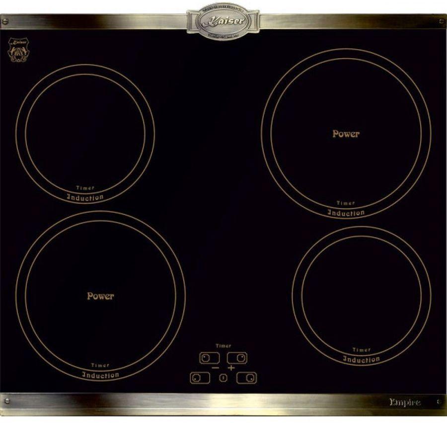 Варочная панель KAISER KCT 6395 I Em,  индукционная,  независимая,  черный