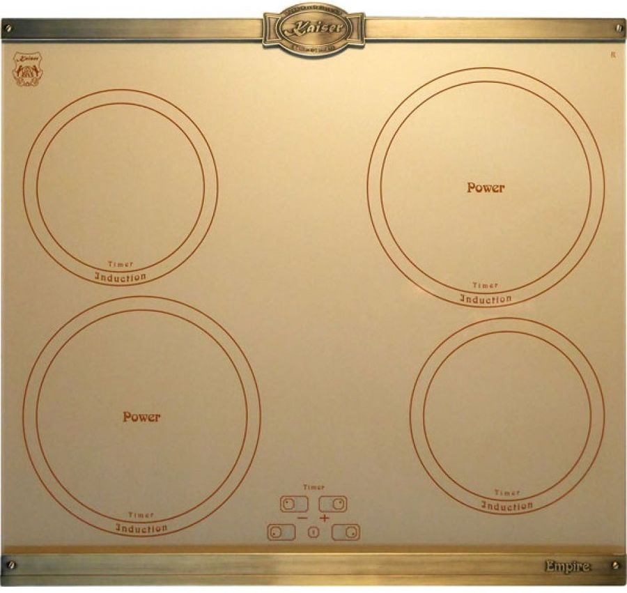 Варочная панель KAISER KCT 6395 I ElfEm,  индукционная,  независимая,  слоновая кость