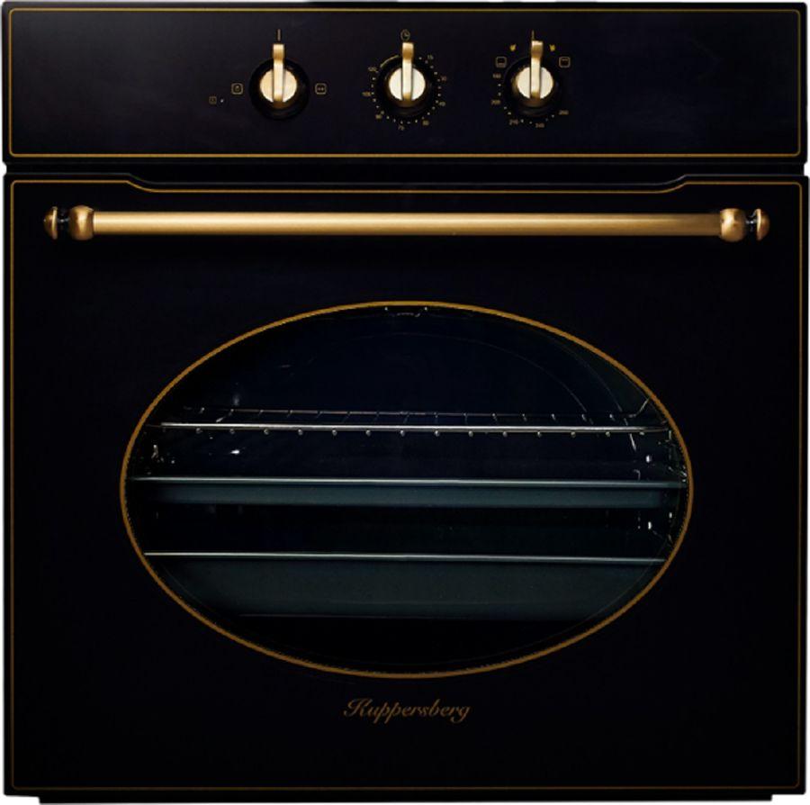 Духовой шкаф KUPPERSBERG SGG 663 B,  черный