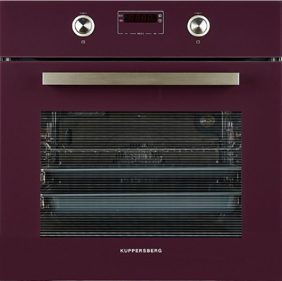 Духовой шкаф KUPPERSBERG SB 663 L,  вишневый