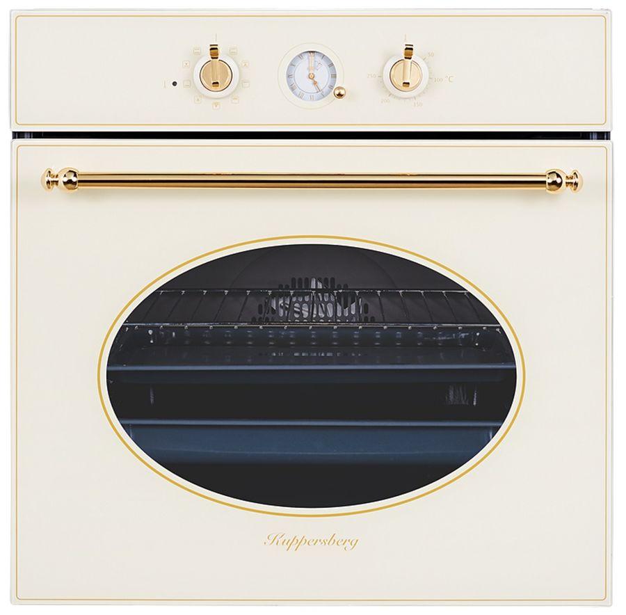 Духовой шкаф KUPPERSBERG SR 663 C gold,  бежевый