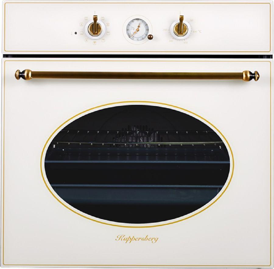 Духовой шкаф KUPPERSBERG SR 663 W,  белый