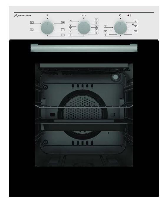 Духовой шкаф SCHAUB LORENZ SLB EW4610,  черный