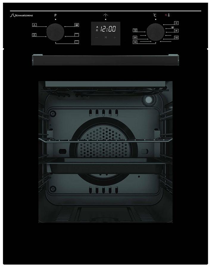 Духовой шкаф SCHAUB LORENZ SLB ES4620,  черный