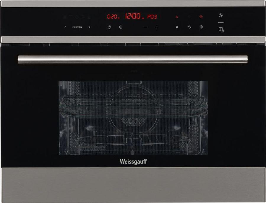 Духовой шкаф WEISSGAUFF OE 445,  нержавеющая сталь