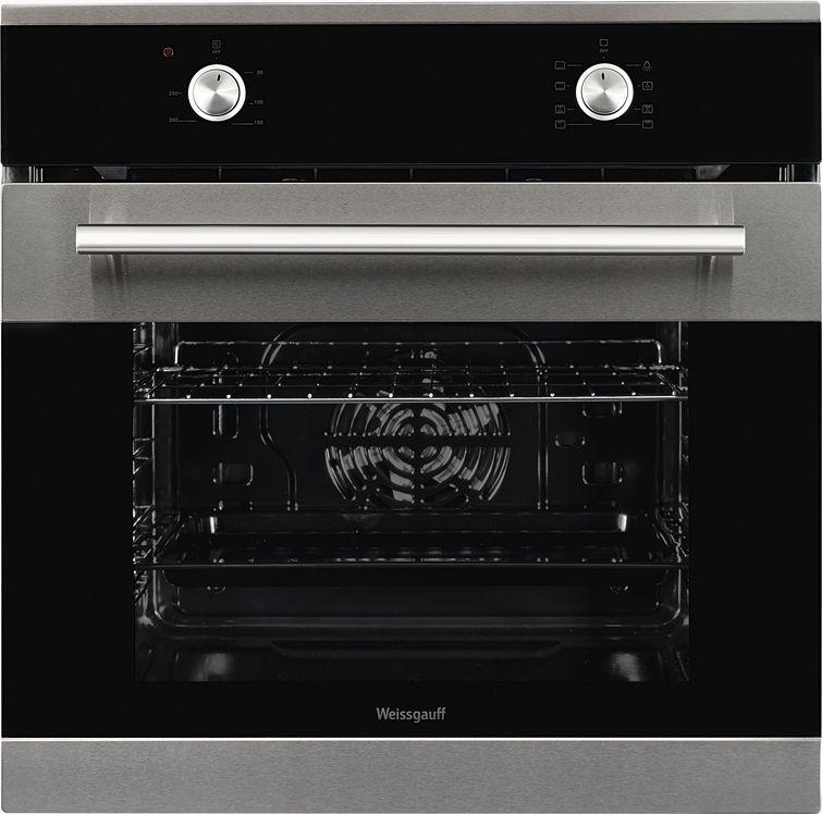 Духовой шкаф WEISSGAUFF EOV 18 X,  нержавеющая сталь