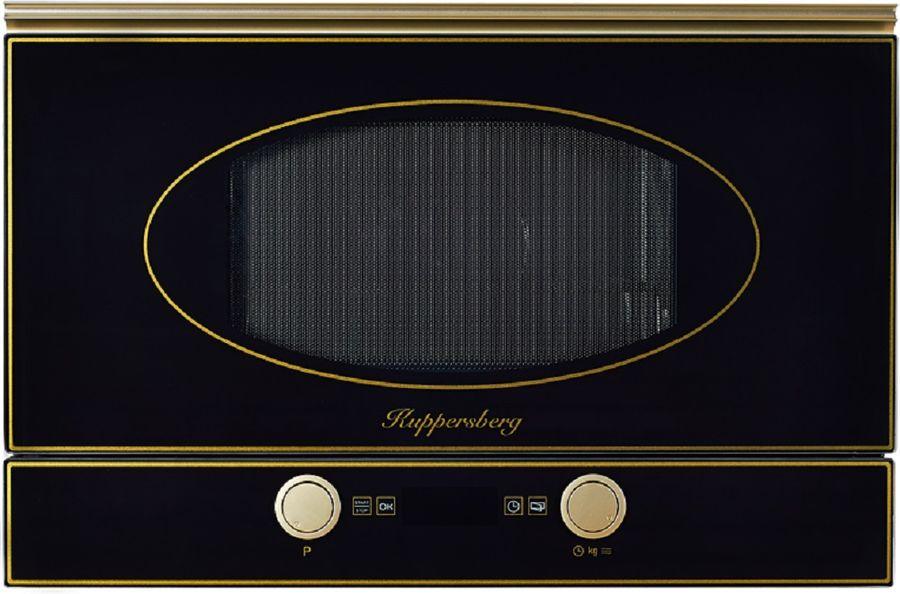 Микроволновая Печь Kuppersberg RMW 393 B 22л. 850Вт антрацит (встраиваемая)