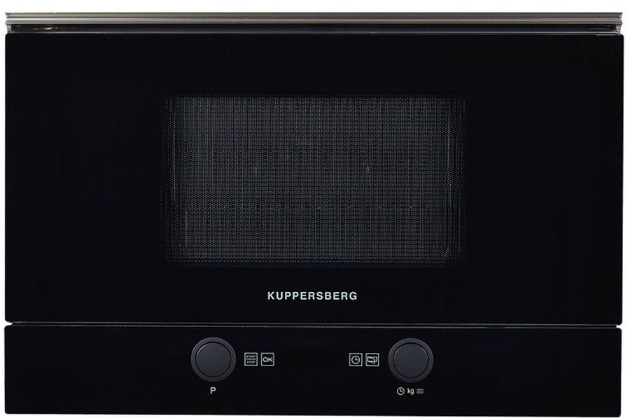 Микроволновая Печь Kuppersberg HMW 393 B 22л. 850Вт черный (встраиваемая)