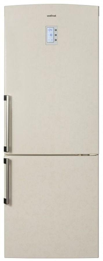 Холодильник VESTFROST VF 466 EB,  двухкамерный, бежевый