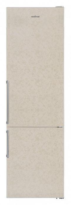 Холодильник VESTFROST VF 3663 MB,  двухкамерный,  бежевый