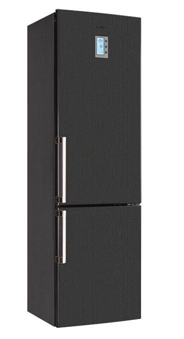 Холодильник VESTFROST VF 3863 BH,  двухкамерный,  черный