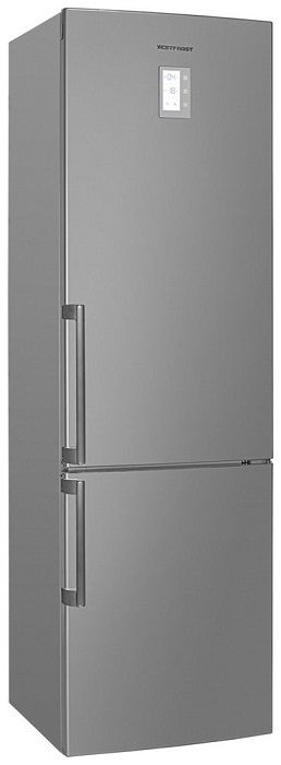 Холодильник VESTFROST VF 3863 H,  двухкамерный, серебристый