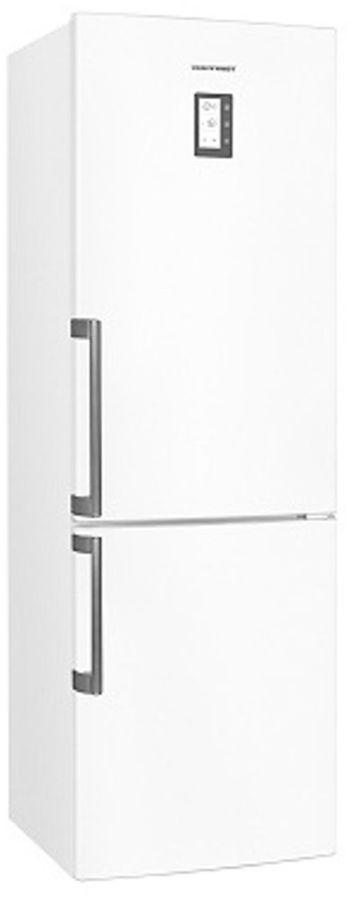 Холодильник VESTFROST VF 3663 W,  двухкамерный,  белый