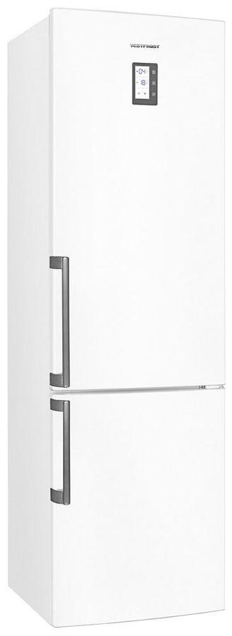 Холодильник VESTFROST VF 3863 W,  двухкамерный, белый