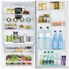 Холодильник HITACHI R-BG410 PU6X XGR,  двухкамерный, градиент серого стекло вид 3