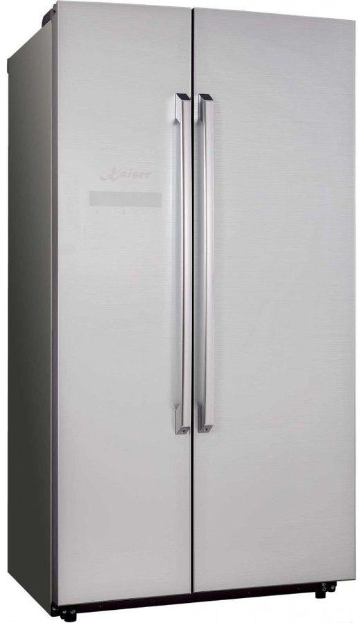 Холодильник KAISER KS 90200 G,  двухкамерный, серое стекло
