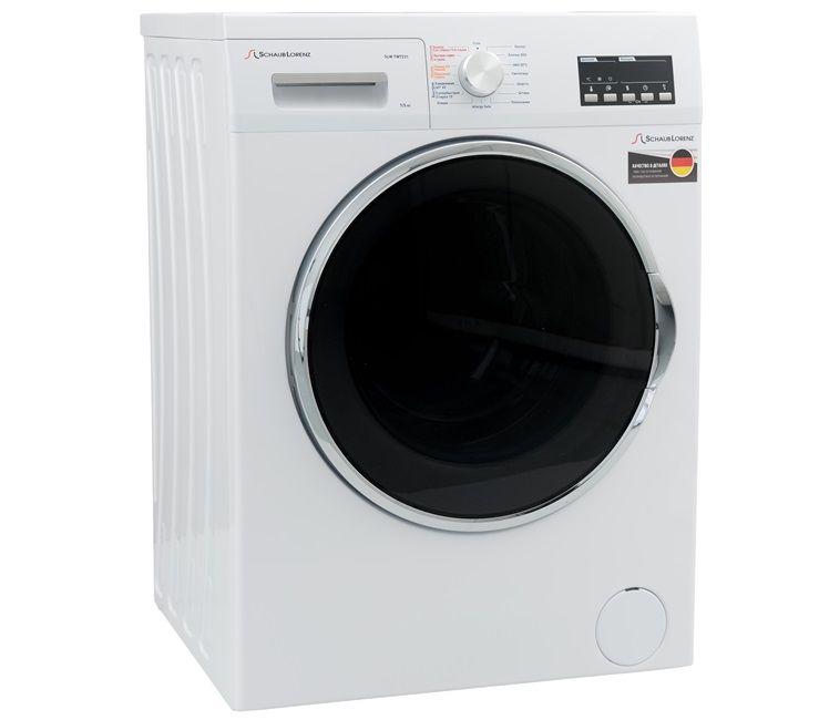 Стиральная машина SCHAUB LORENZ SLW TW7231, фронтальная загрузка,  белый