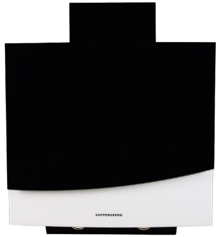 Вытяжка каминная Kuppersberg F W610 B черный управление: сенсорное (1 мотор)