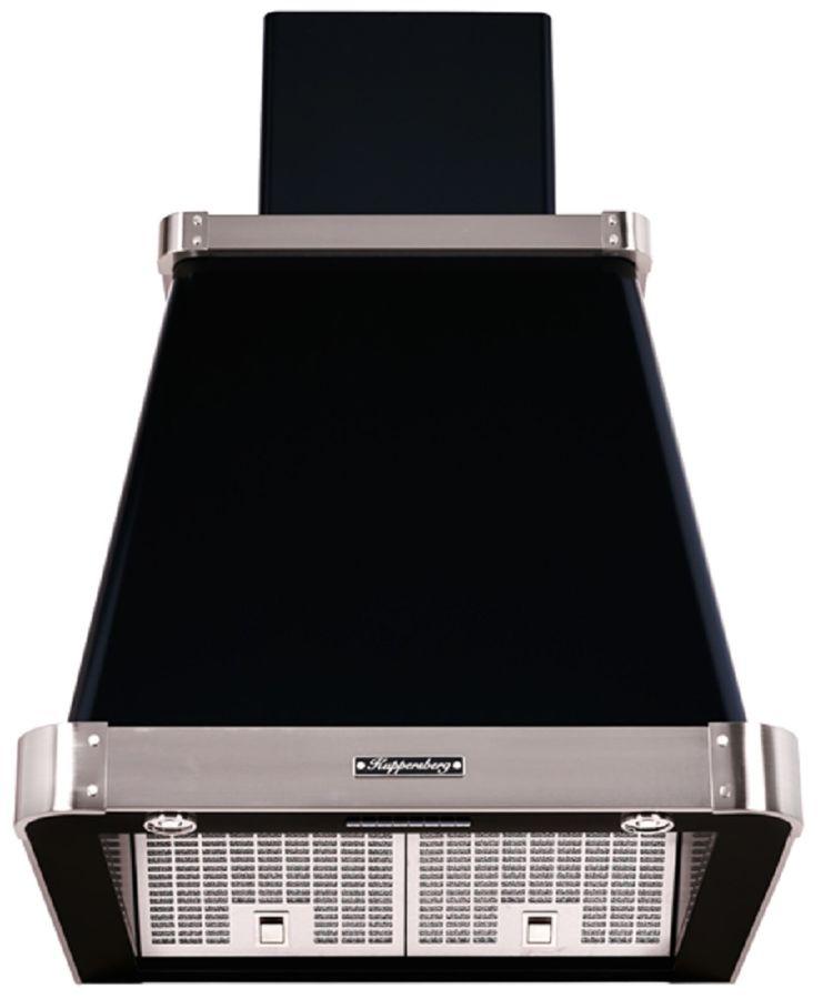 Вытяжка каминная Kuppersberg V 639 ANT Silver антрацит управление: кнопочное (1 мотор)