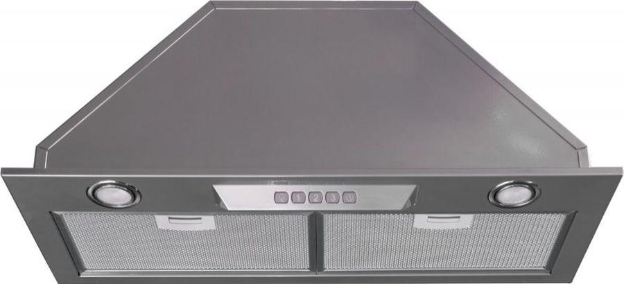 Вытяжка встраиваемая Kuppersberg Inlinea 72 XE нержавеющая сталь управление: кнопочное (1 мотор)
