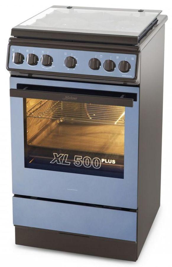Газовая плита KAISER HGG 52501 B,  газовая духовка,  коричневый