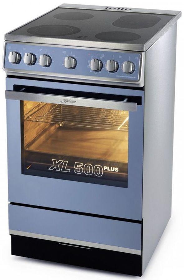 Электрическая плита KAISER HC 52010 R Moire,  стеклокерамика,  серый