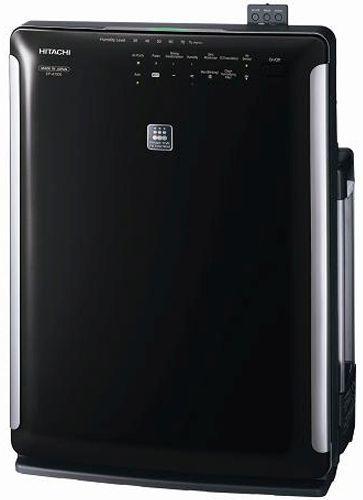 Воздухоочиститель HITACHI EP-A7000,  черный