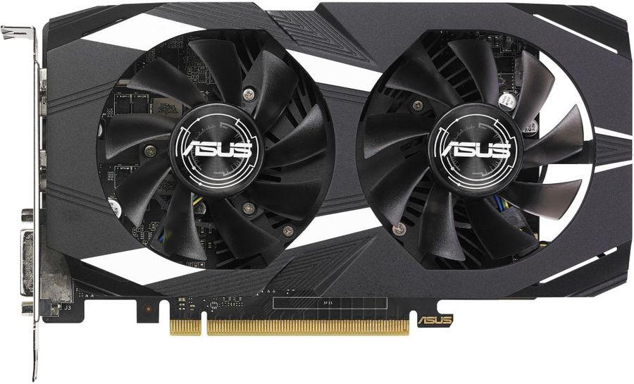 Купить Видеокарта ASUS nVidia  GeForce GTX 1050TI ,  DUAL-GTX1050TI-O4G-V2 по выгодной цене в интернет-магазине СИТИЛИНК