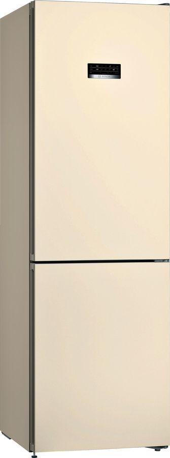Холодильник BOSCH KGN36VK2AR,  двухкамерный, бежевый