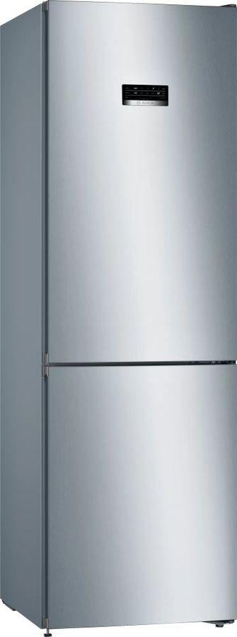 Холодильник BOSCH KGN36VL2AR,  двухкамерный, нержавеющая сталь