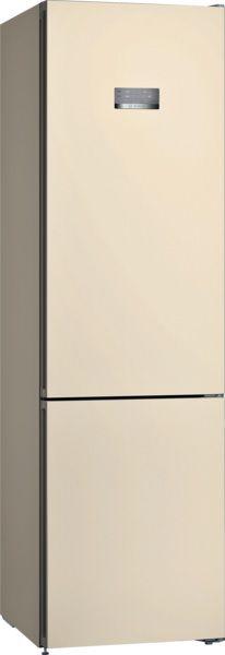 Холодильник BOSCH KGN39VK22R,  двухкамерный, бежевый