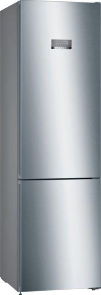Холодильник BOSCH KGN39VL22R,  двухкамерный, серебристый