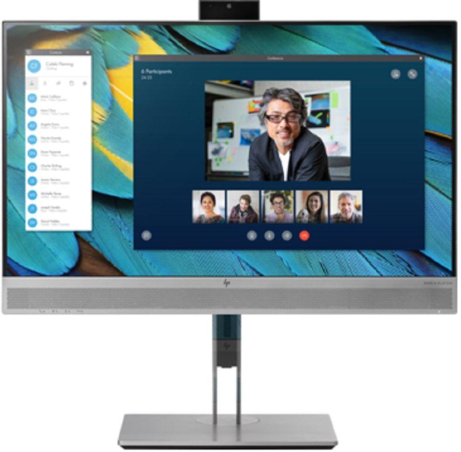 "Монитор HP EliteDisplay E243m 23.8"", серебристый [1fh48aa]"